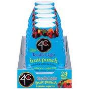 4C Foods Totally Light® Liquid Water Enhancer Fruit Punch Lwe-Psd