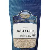 SHILOH FARMS Grits, Organic, Barley