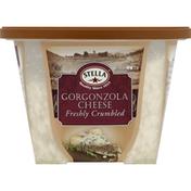 Stella Crumbled Cheese, Gorgonzola