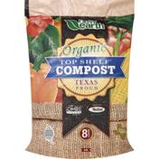 New Earth Compost, Organic