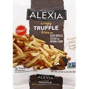 Alexia Fries, Truffles, Crispy