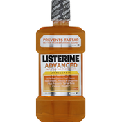 Listerine Antiseptic, with Tartar Protection, Citrus
