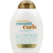 OGX Shampoo, Quenching + Coconut Curls