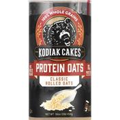 Kodiak Cakes Protein Oats, Classic Rolled Oats