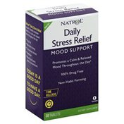 Natrol Daily Stress Relief, Tablets