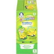 Gerber Fruit & Veg Banana Pear Zucchini Squeezable Puree