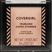 CoverGirl Highlighter, Trublend, Hyper-Glow, Pearl, Super Stunner, Pearl Crush 570