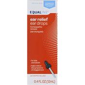 Equaline Ear Relief, Ear Drops