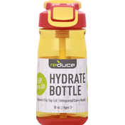 Reduce Hydrate Bottle, Ages 3+, 18 Ounce