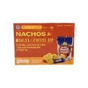 Park Street Deli Nacho Lunch Kit With Salsa, Cheese & Drink
