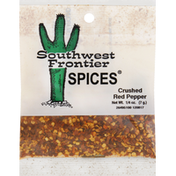 Southwest Frontier Spices Red Pepper, Crushed
