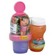 Little Kids Bubble Tumbler, Mini, Nickelodeon Dora the Explorer
