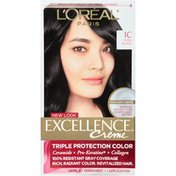 L'Oreal 1C Cool Black Hair Color