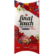 Final Touch Fabric Conditioner, with Fiber Protect, Daydreamer,