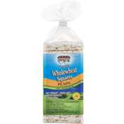 Paskesz Wholewheat Squares, Plain, Ultra-Thin