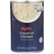 Hy-Vee Cream Of Chicken Condensed Soup