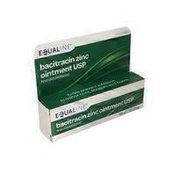 Equaline First Aid Antibiotic Bacitracin Zinc Ointment USP