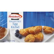 Manischewitz Egg Kichel, Sugar Free