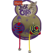 Hartz Just For Cats Cat Toy Bell Mouse