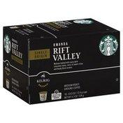 Starbucks Coffee, Ground, Medium Roast, Rwanda Rift Valley, K-Cup