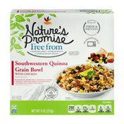 Nature's Promise Southwestern Quinoa Grain Bowl with Chicken
