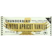 Thunderbird Fruit & Nut Bar, Almond Apricot Vanilla