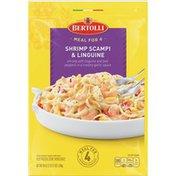 Bertolli Shrimp Scampi And Linguine