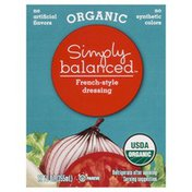 Simply Balanced Dressing, Organic, French-Style