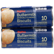 Hy-Vee Buttermilk Flavored Biscuits