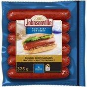 Johnsonville Smoked Beef Sausage
