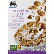 Food Lion Cereal, Essentially You, Fruit & Yogurt, Box