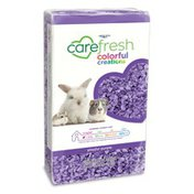 Carefresh 23 Liter Playful Purple Small Pet Bedding