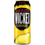 Redd's Wicked Lemonade Ale Beer
