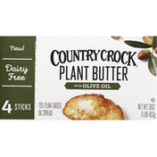 Country Crock Olive Oil Plant Butter