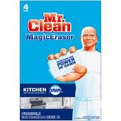 Mr. Clean Magic Eraser Kitchen, Cleaning Pads with Durafoam