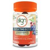 Align Advanced Prebiotic Supplement, Fast-Acting Biotic