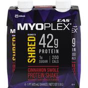 EAS Protein Shake, Cinnamon Swole
