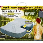 Miracle Bamboo Cushion, Orthopedic Seat