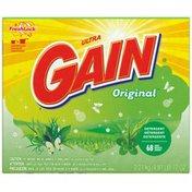 Gain Ultra Original with FreshLock Powder Laundry Detergent