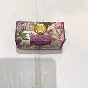 Michel Design Works Lilac and Violets Bath Soap Bar