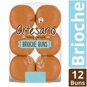 Alfaro's Artesano Brioche Buns