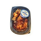 Carry Out Cafe Barbecue Wings With BC