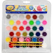 Crayola Paint Set, Kids, Washable, 3+