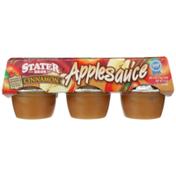 Stater Bros. Markets Cinnamon Applesauce