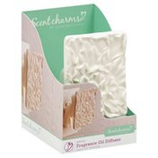 ScentSationals Fragrance Oil Diffuser, Peony