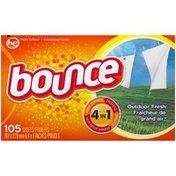 Bounce Outdoor Fresh Fabric Softener