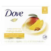 Dove Beauty Bar With Mango Butter