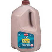 Hood Moo Struck Chocolate Lowfat Milk