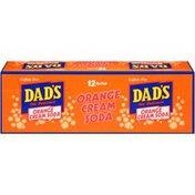Dad's Cream Soda, Orange