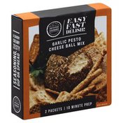 Just In Time Gourmet Cheese Ball Mix, Garlic Pesto